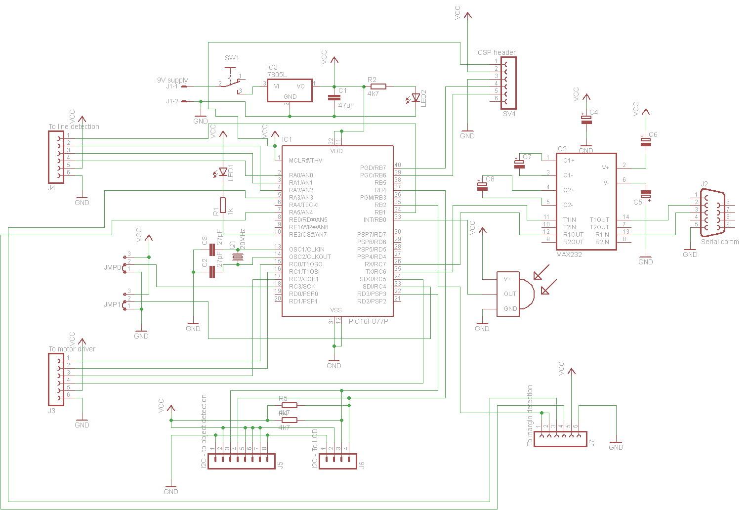 infoelectronica ro - revista - robotul minisumo mr1